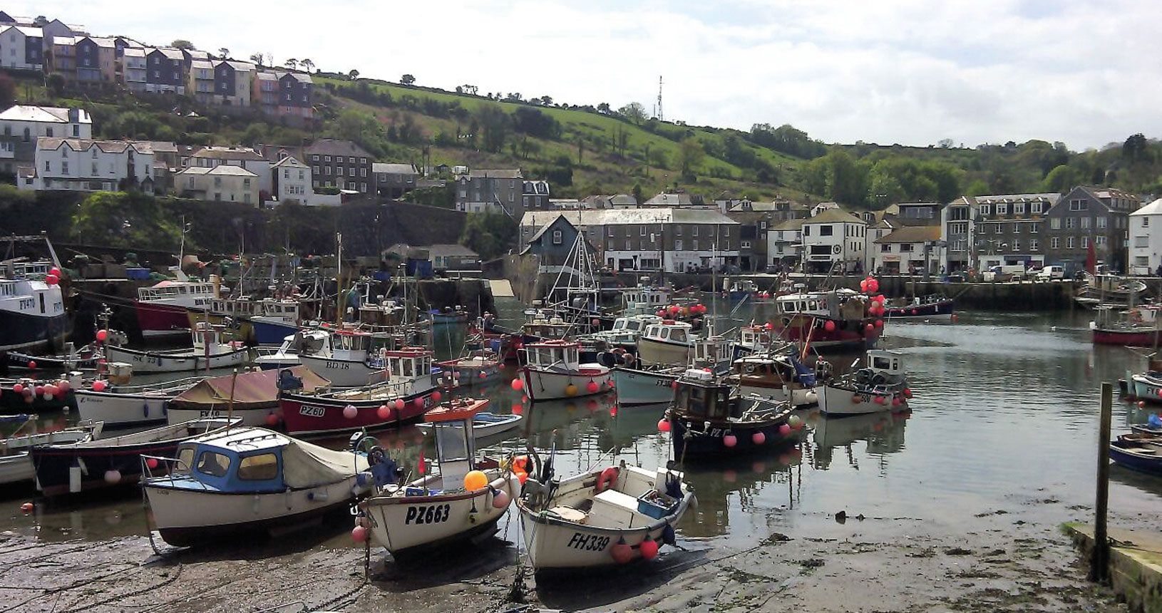 Carnwall harbour