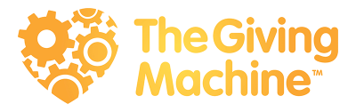 The Giving Machine logo