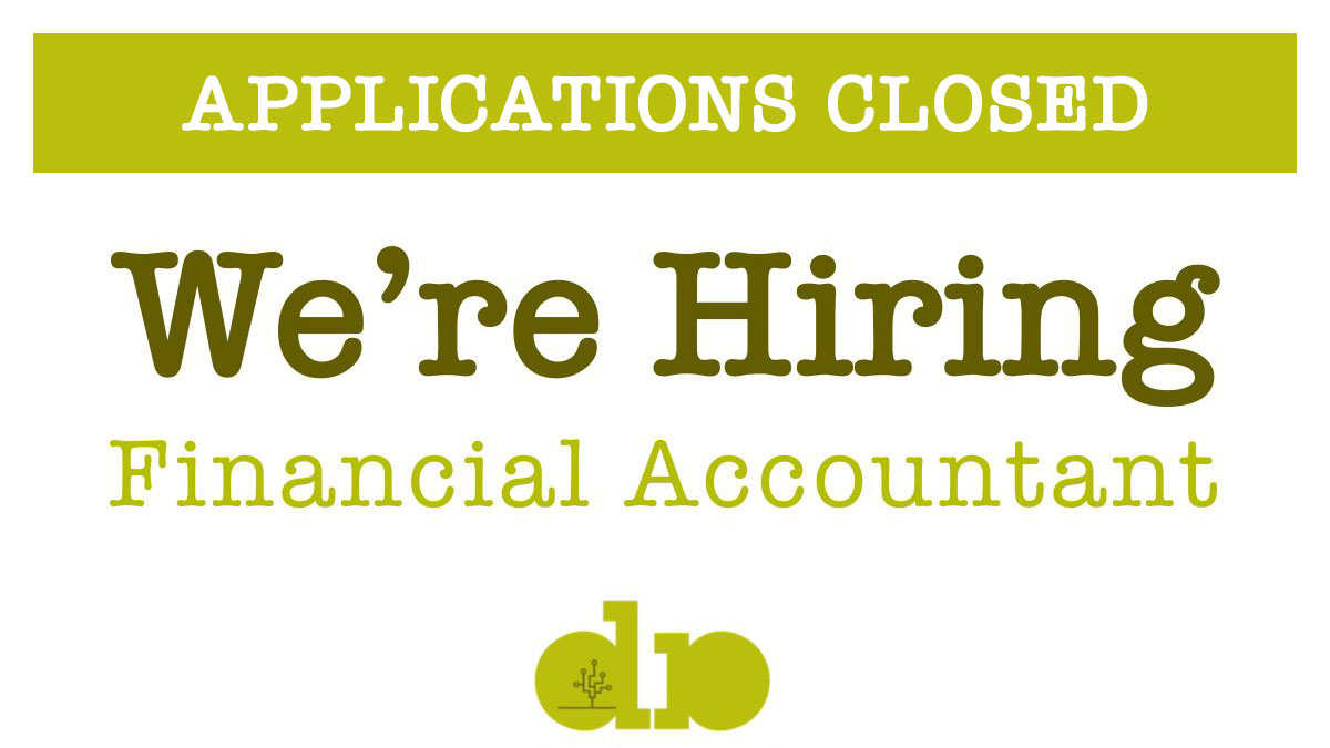 Applications closed – Financial Accountant