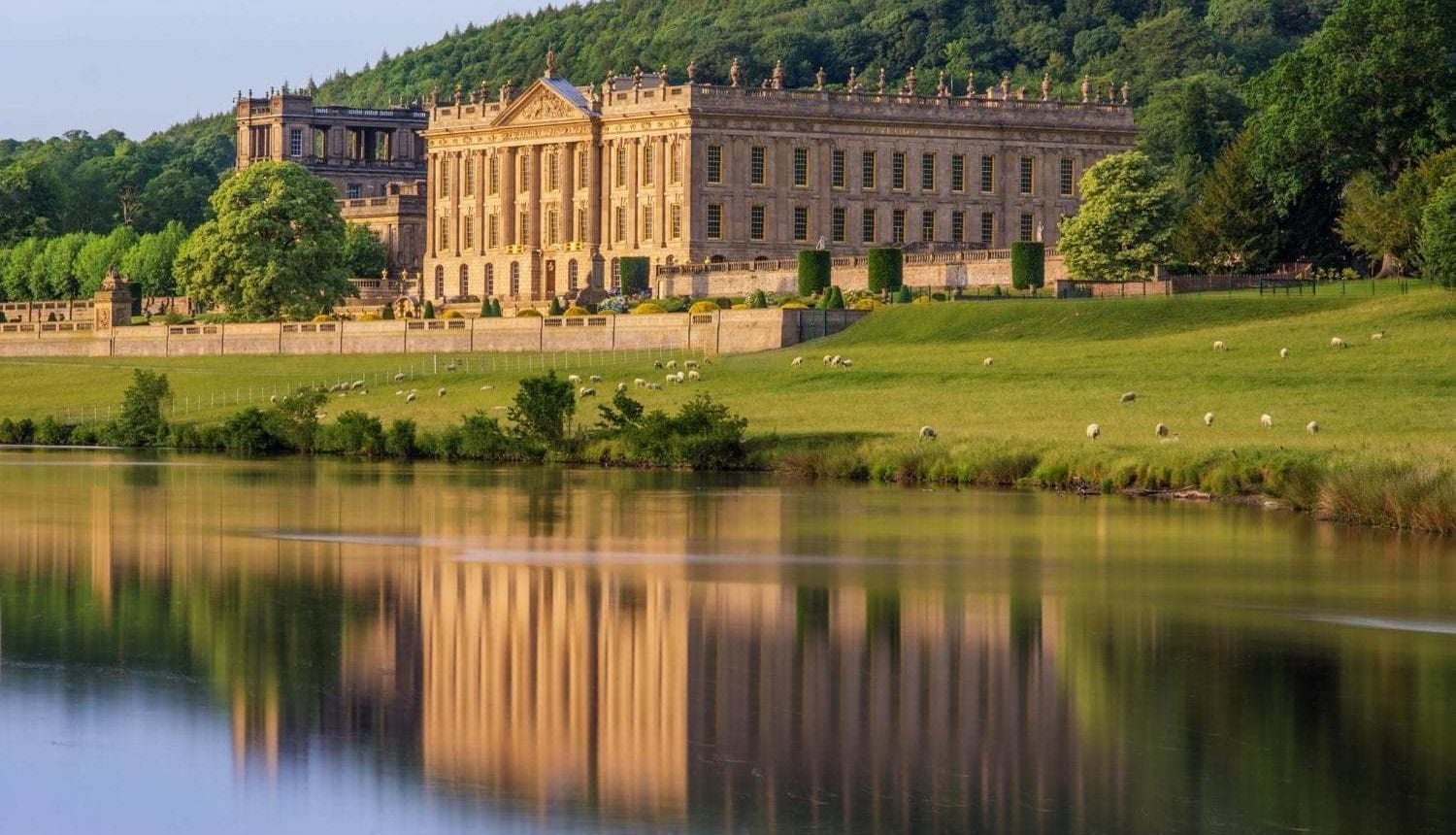 Chatsworth Peak District Supported Dementia Holiday