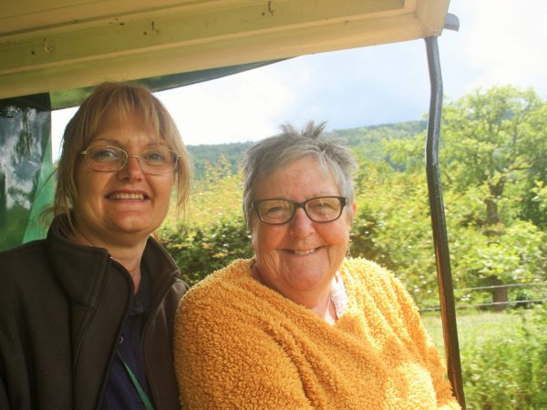 Supported dementia holiday