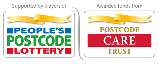 People's Postcode Lottery & Postcode Care Trust logo