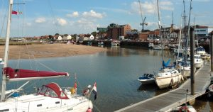 Norfolk harbour