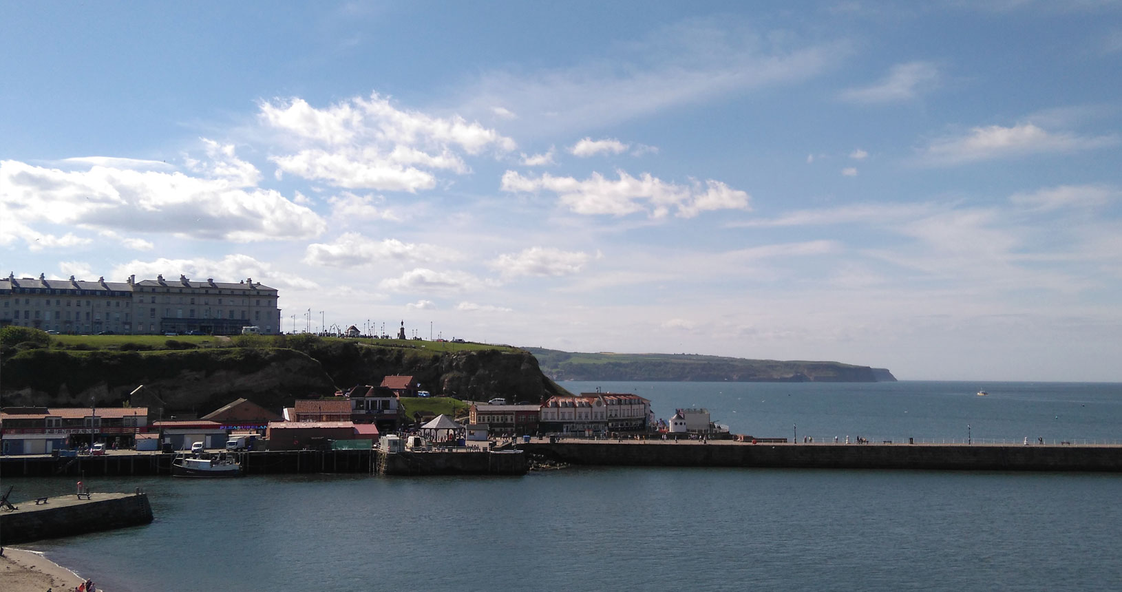North Yorkshire harbour