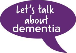 Dementia Action Week Logo