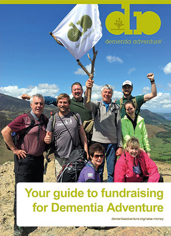 Fundraising Pack front cover